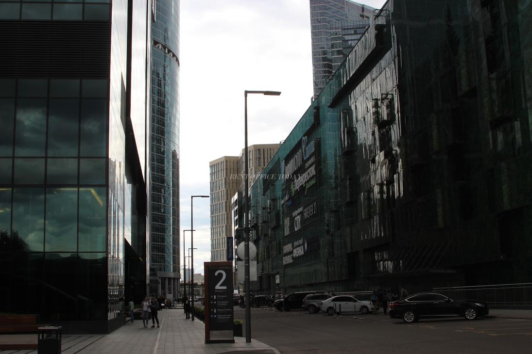 Аренда офиса в Москва сити
