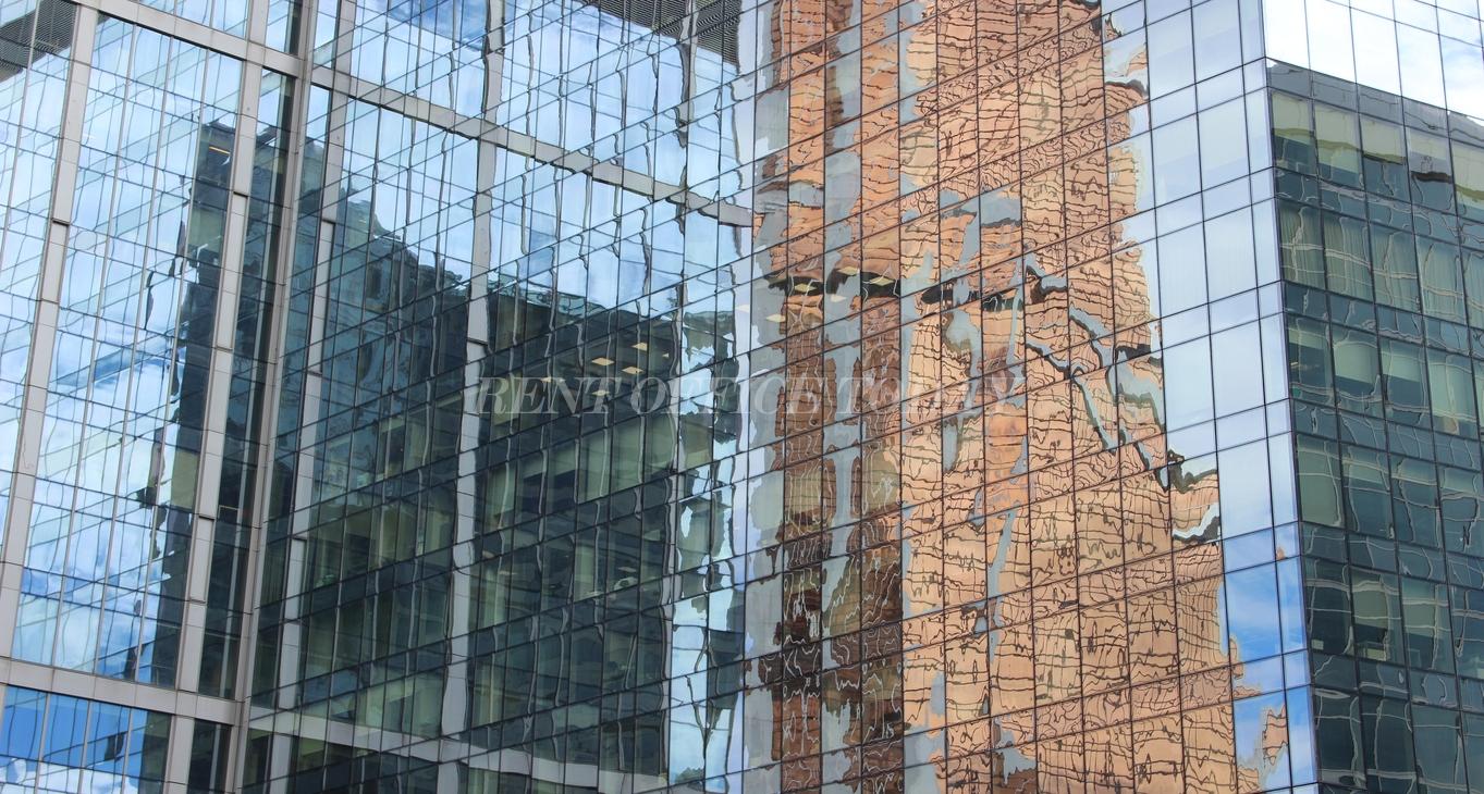 Аренда офиса в небоскребе в Москве