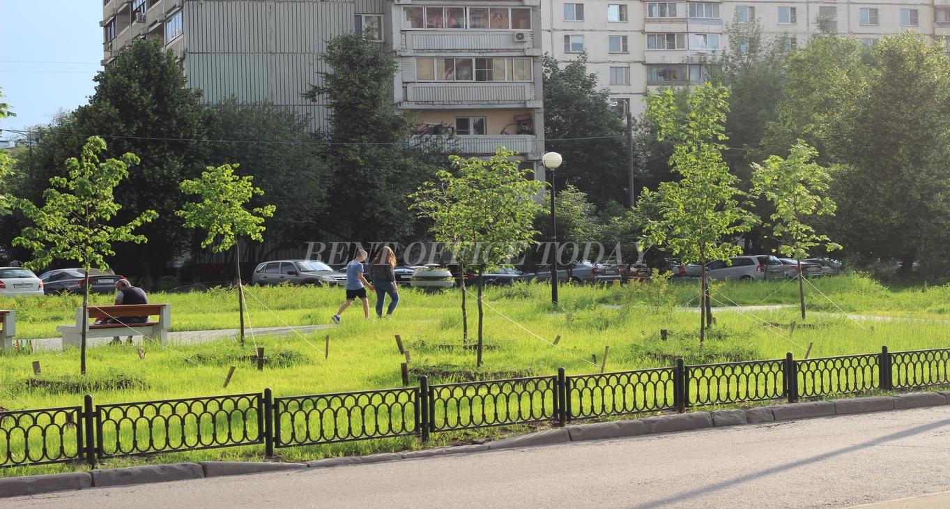 Аренда офиса в Новой Москве