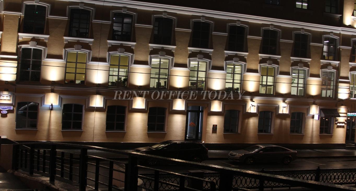 Аренда офиса в Замоскворечье