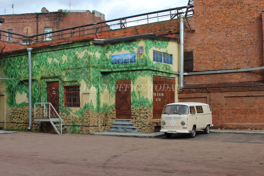 Бизнес центры на Балтийской