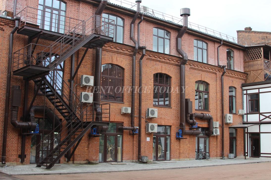 Снять офис на Балтийской