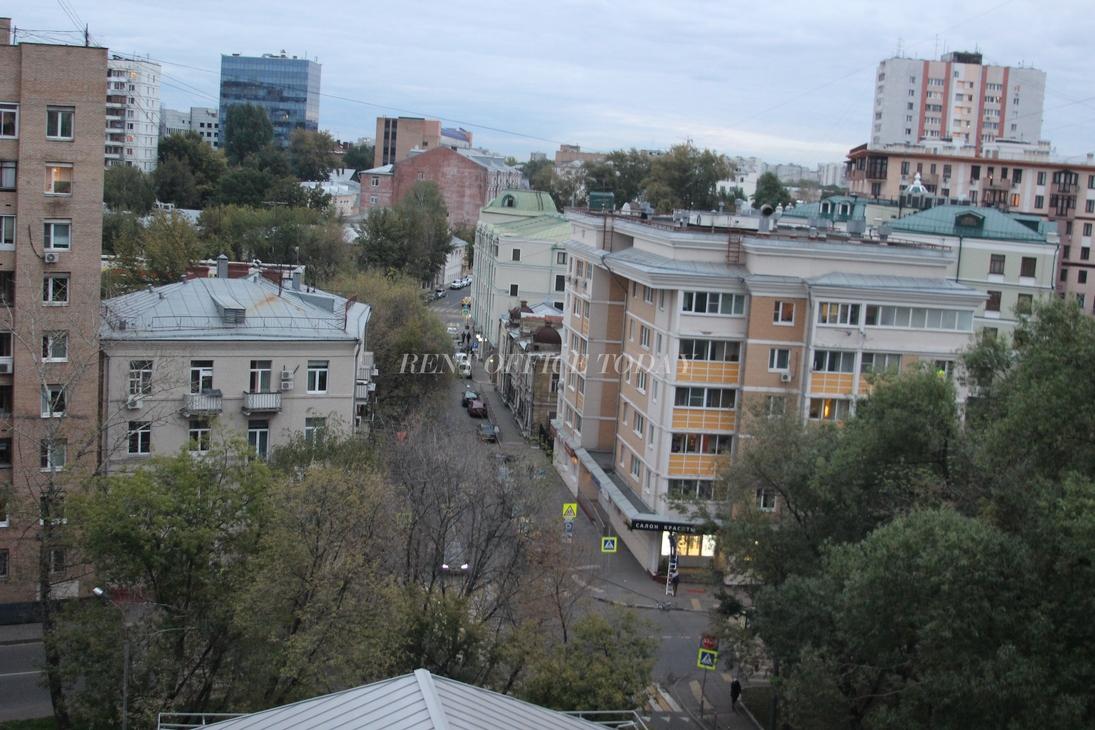 Бизнес центры на Бауманской