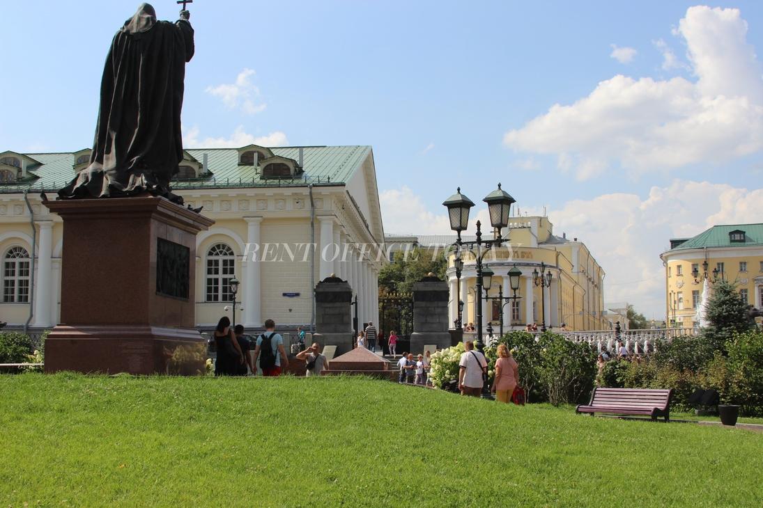 Бизнес центры на библиотеке имени Ленина