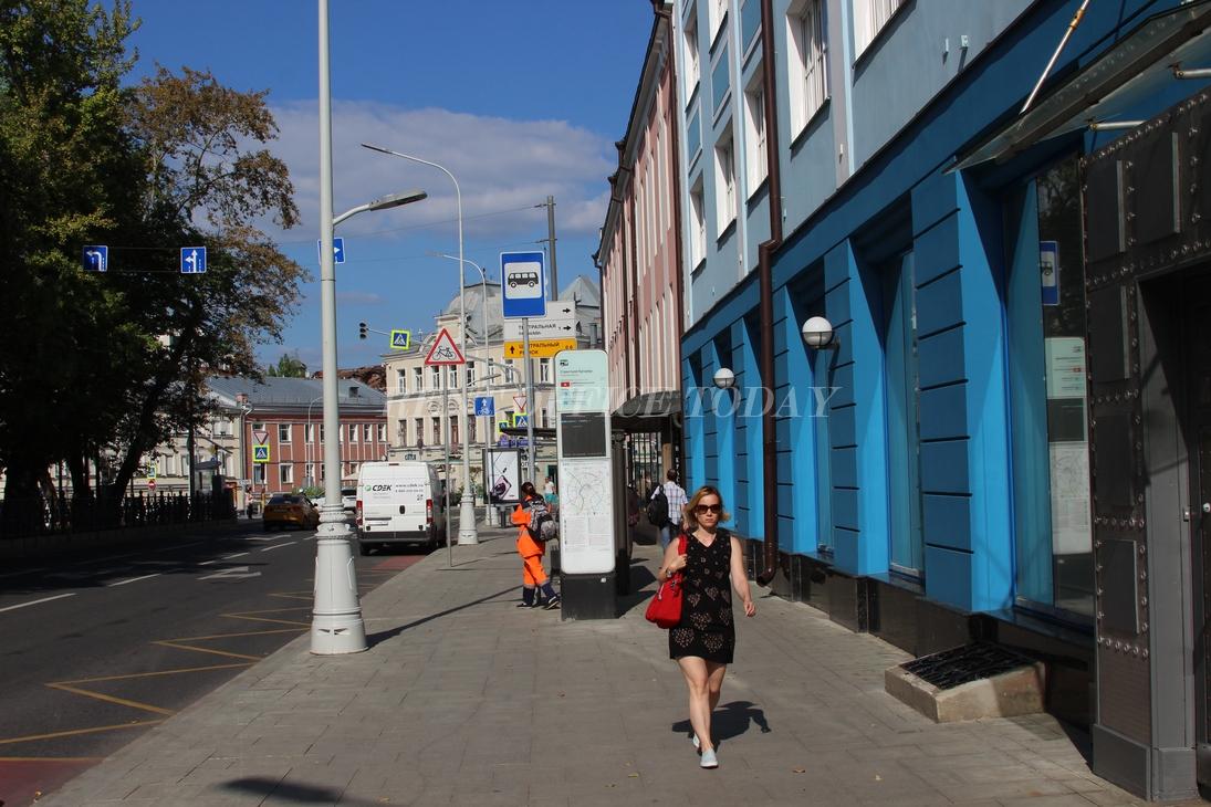Бизнес центры на Чеховской