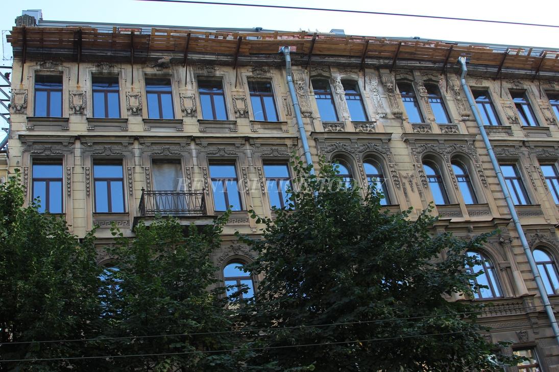 Бизнес центры на Чернышевской