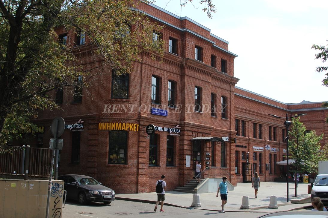 Бизнес центры на Чкаловской
