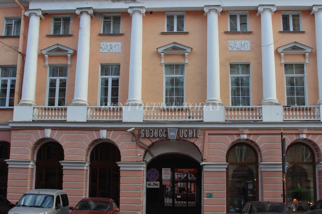 Бизнес центры на Гостином дворе