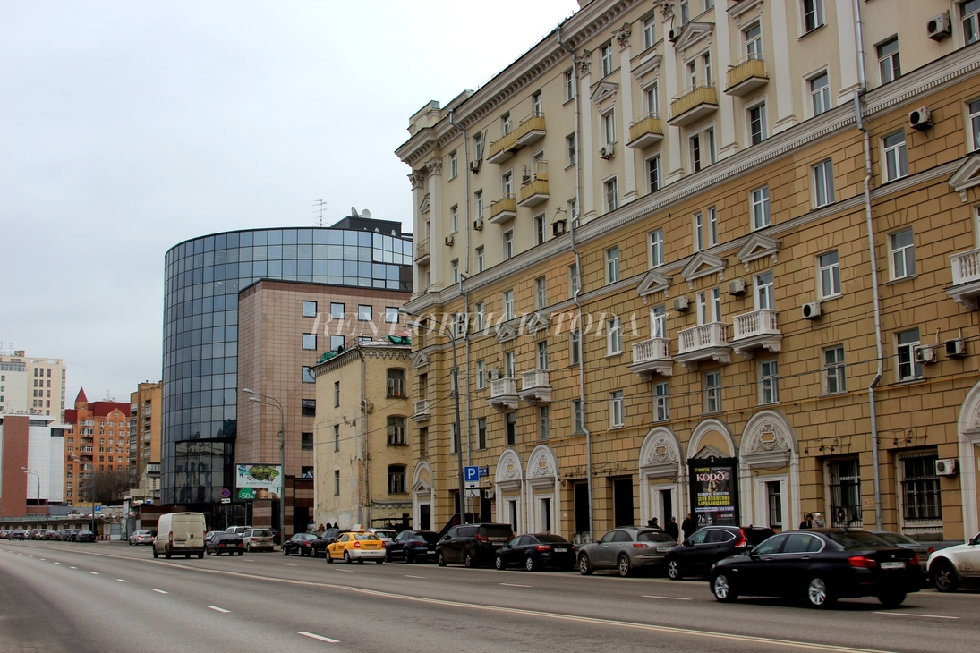 Бизнес центры на Киевской