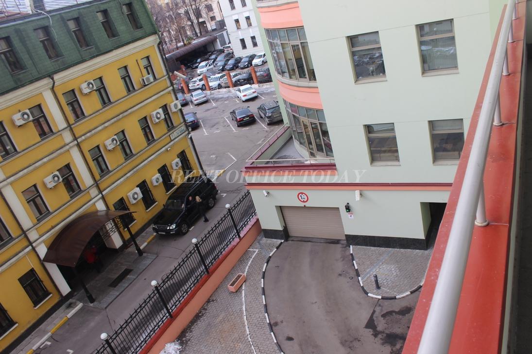 Бизнес центры на Менделеевской