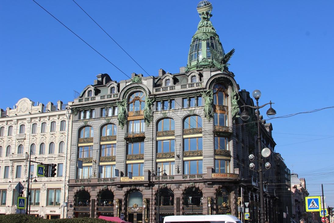 Бизнес центры на Невском проспекте