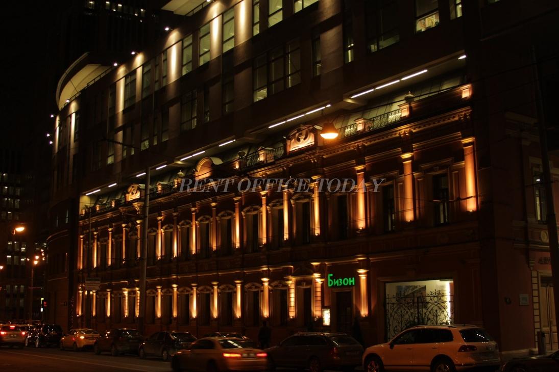 Бизнес центры на Новослободской