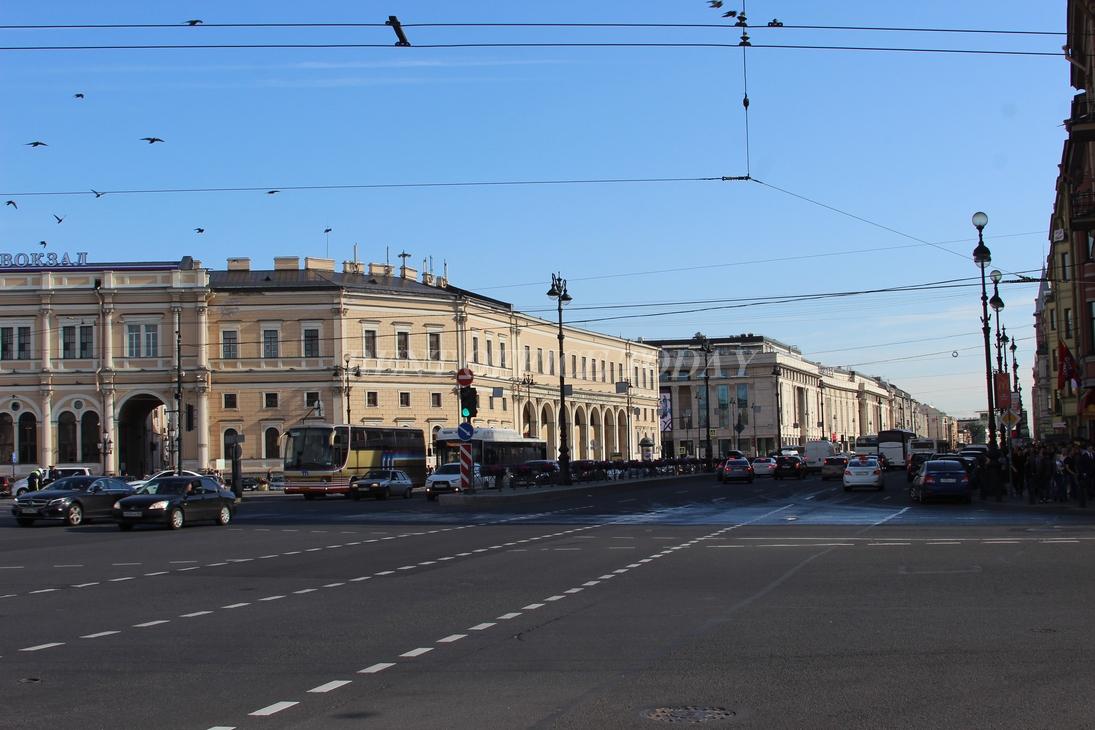 Бизнес центры на площади восстания