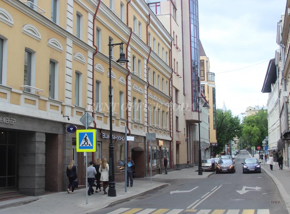 Бизнес центры на Сухаревской