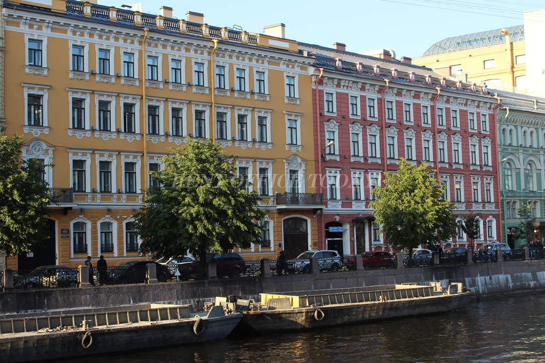 rent an office in St. Petersburg