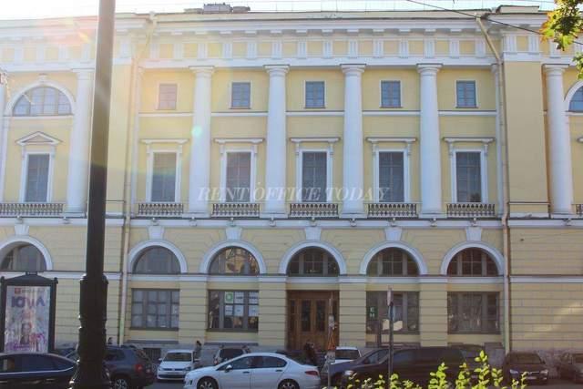 Офис в особняке в Санкт Петербурге (СПБ)