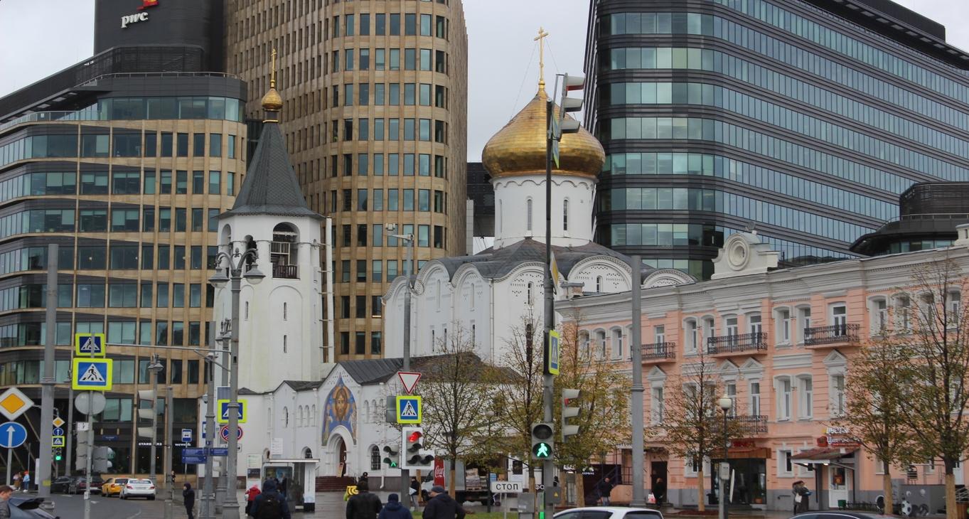 Офисы на Белорусской