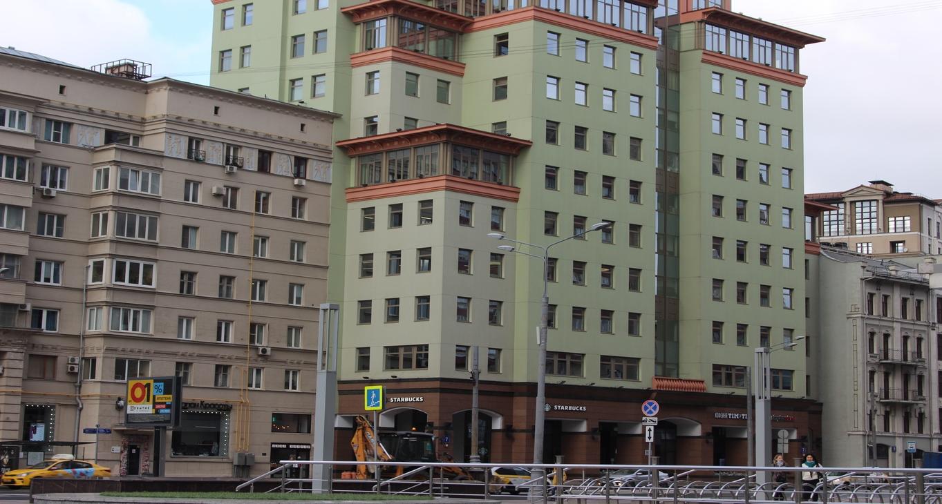 Офисы на Новослободской