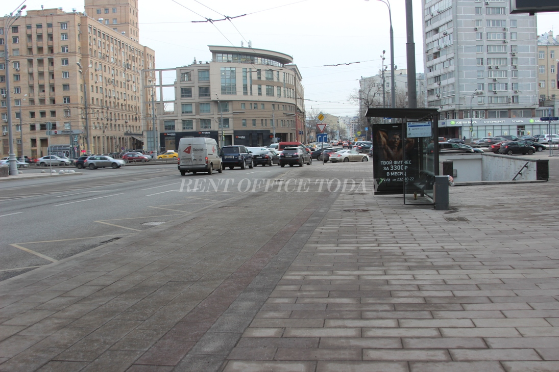 Снять офис на Менделеевской