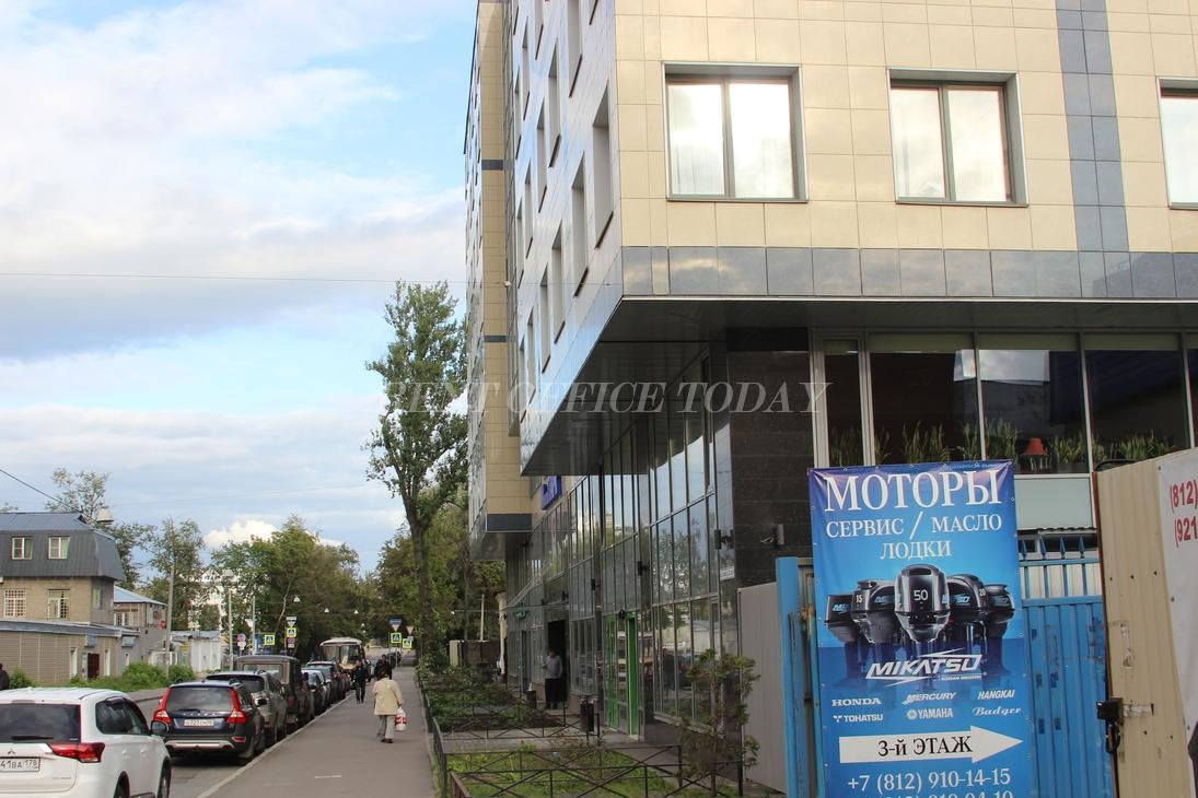 Снять офис на Московских воротах
