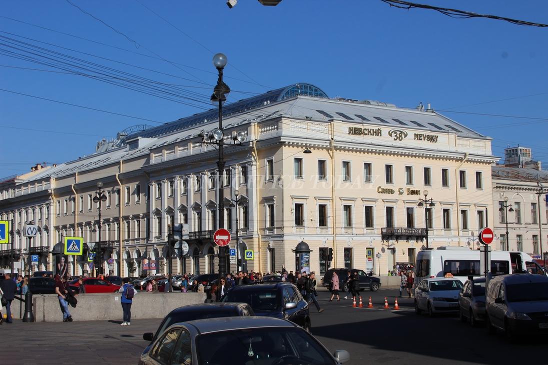 Снять офис на Невском проспекте