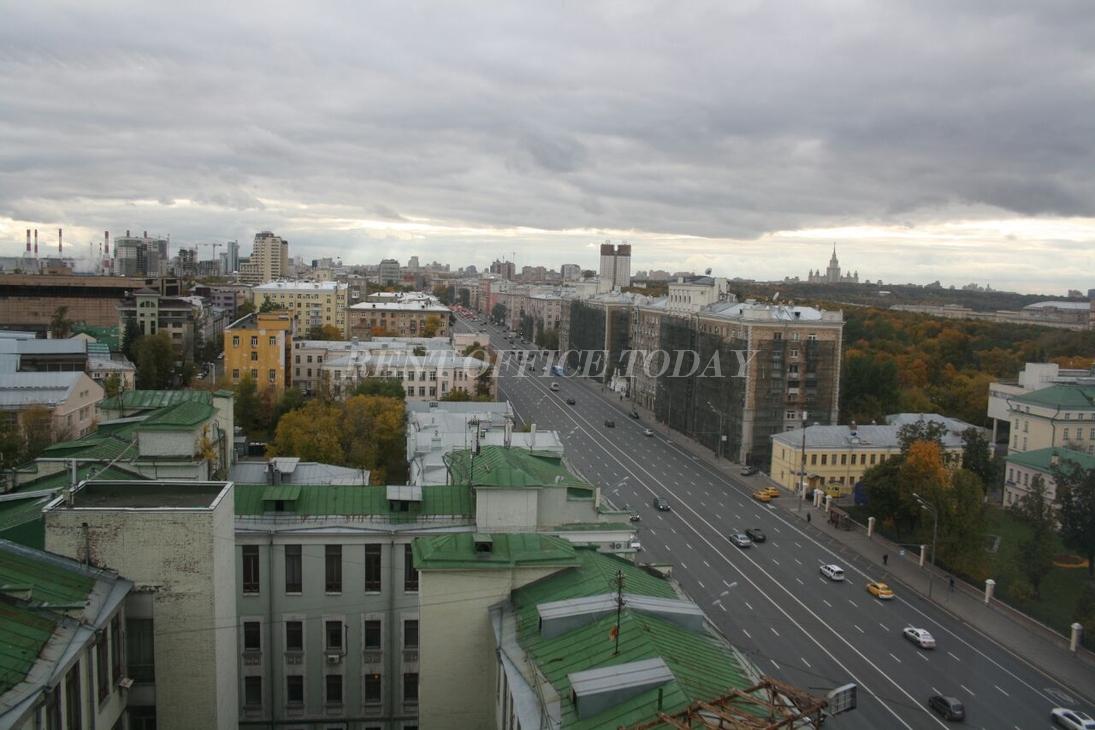 Снять офис на Шаболовской