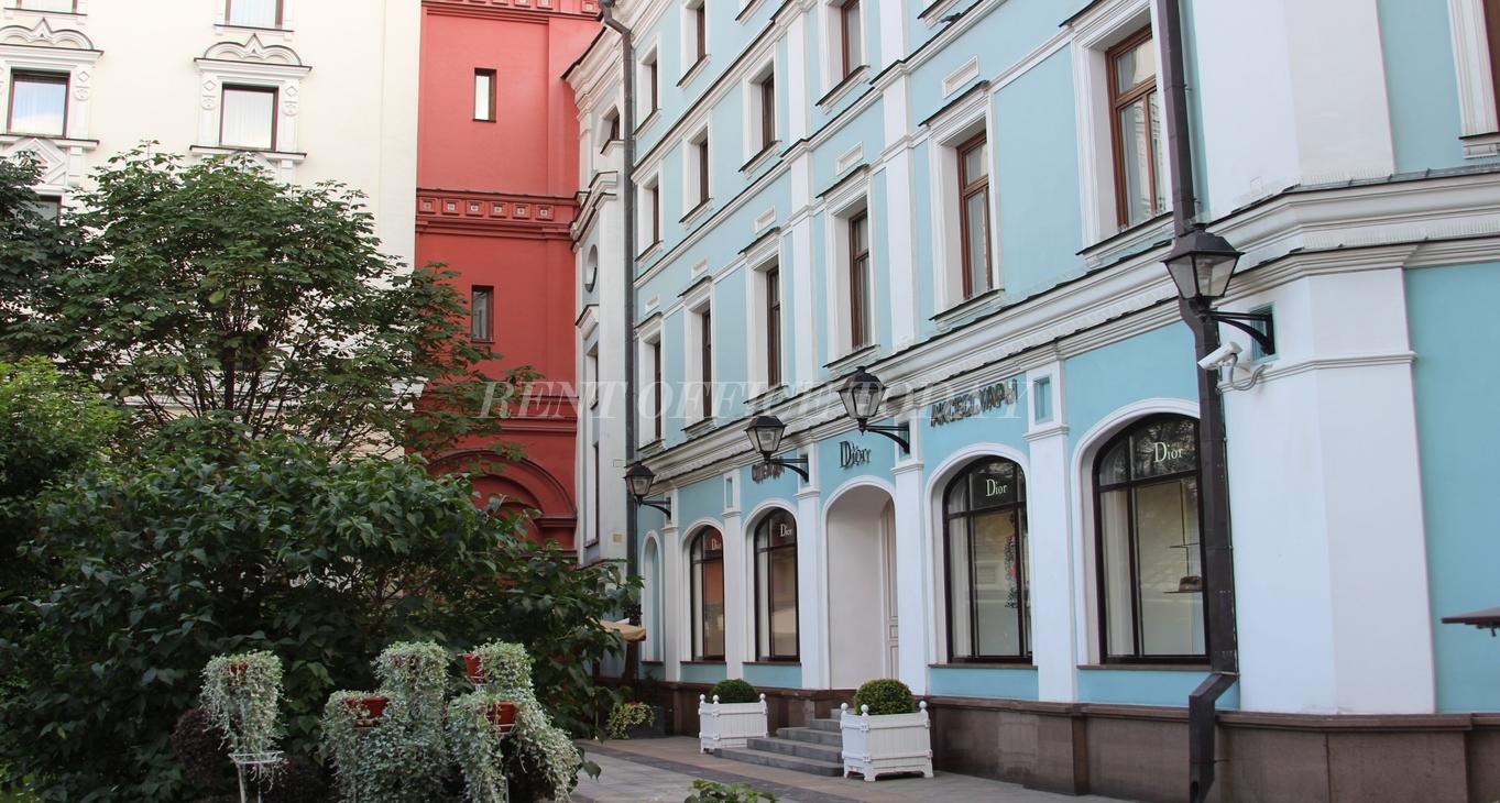 Снять офис в особняке в Москве