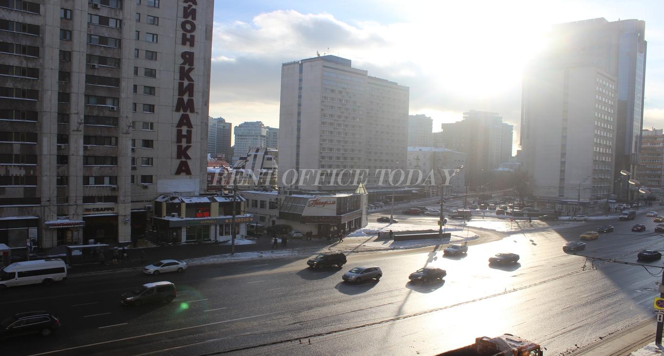 Снять офис на Якиманке
